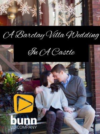 wedding dj barclay villa angler nc