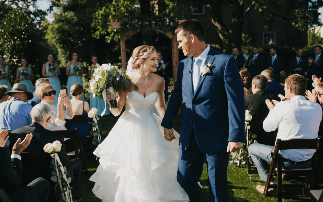 Allie & Chase's wedding