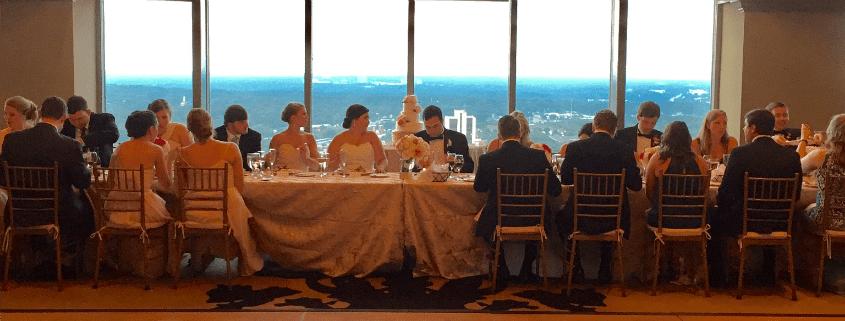 Bunn DJ Company Wedding at City Club Raleigh