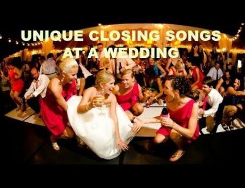 Unique Closing/Last Songs Of The Night