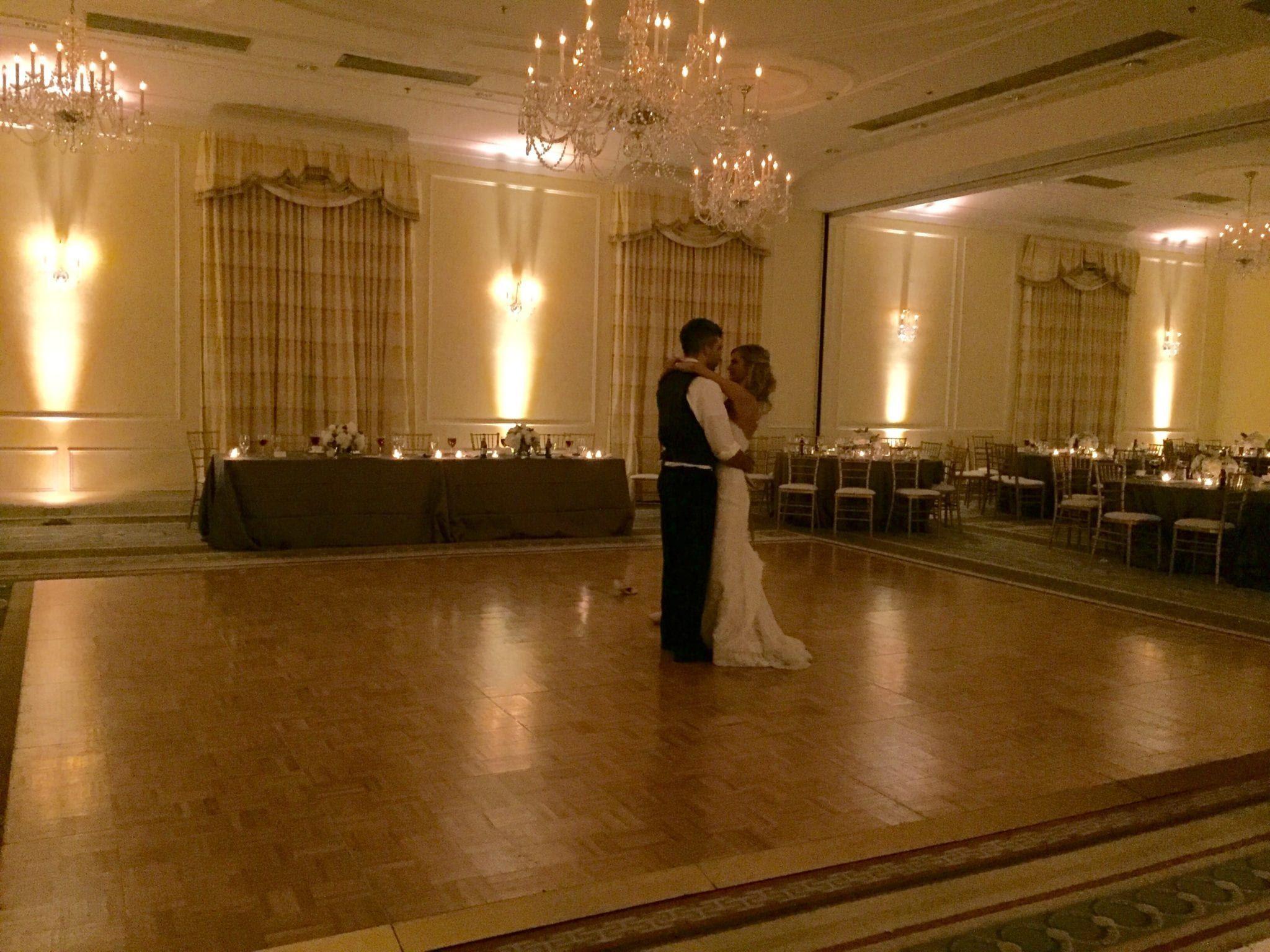 The wedding private last dance