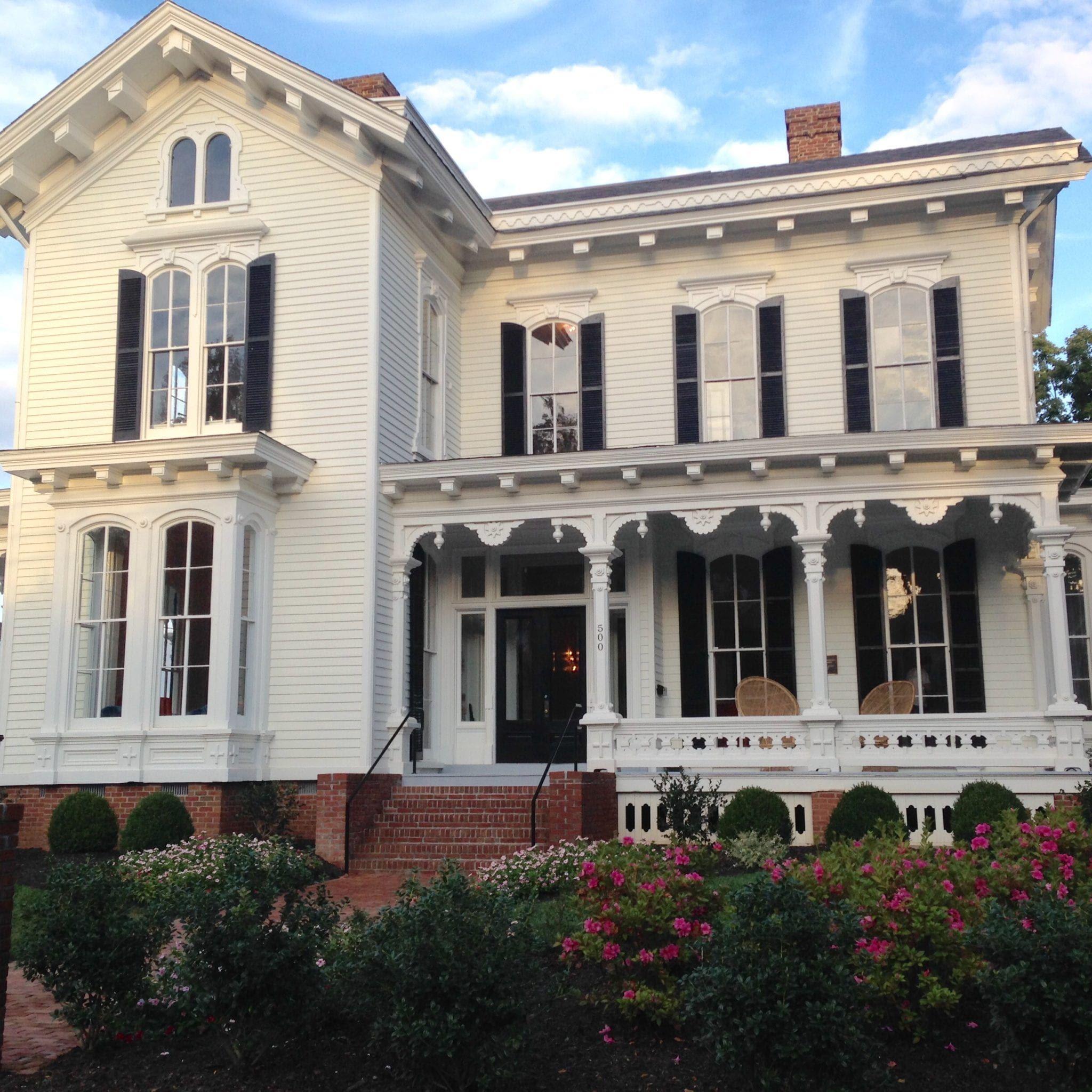 Merrimon-Wynne House