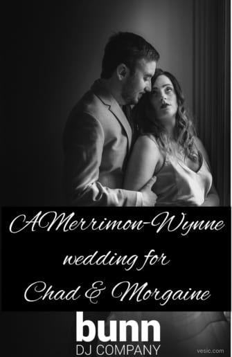 bunndj company wedding raleigh merrimon wynne