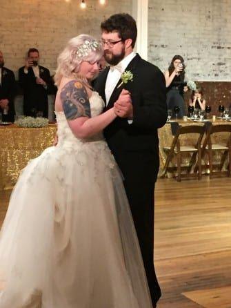 Gabbi and Brian's wedding