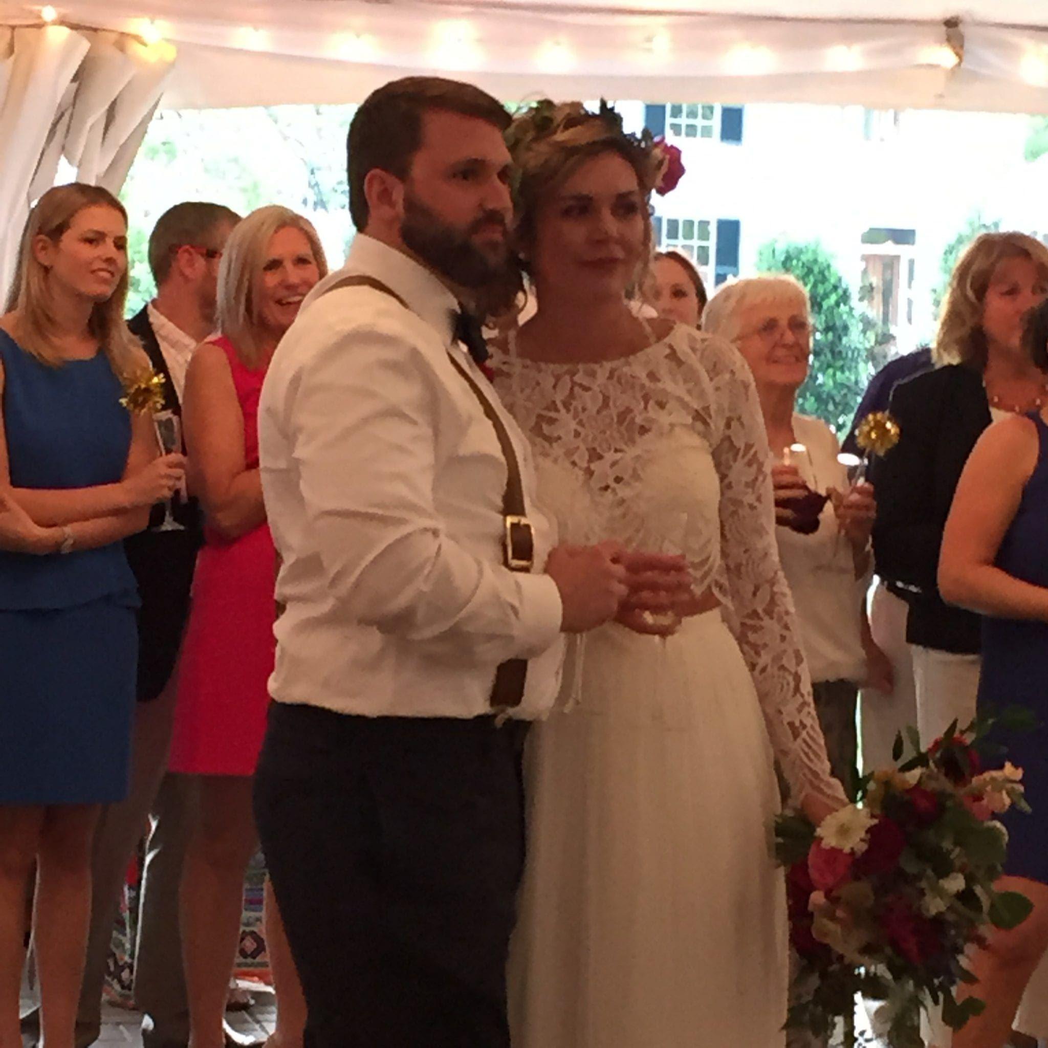 Jamie & Ryan's Wedding