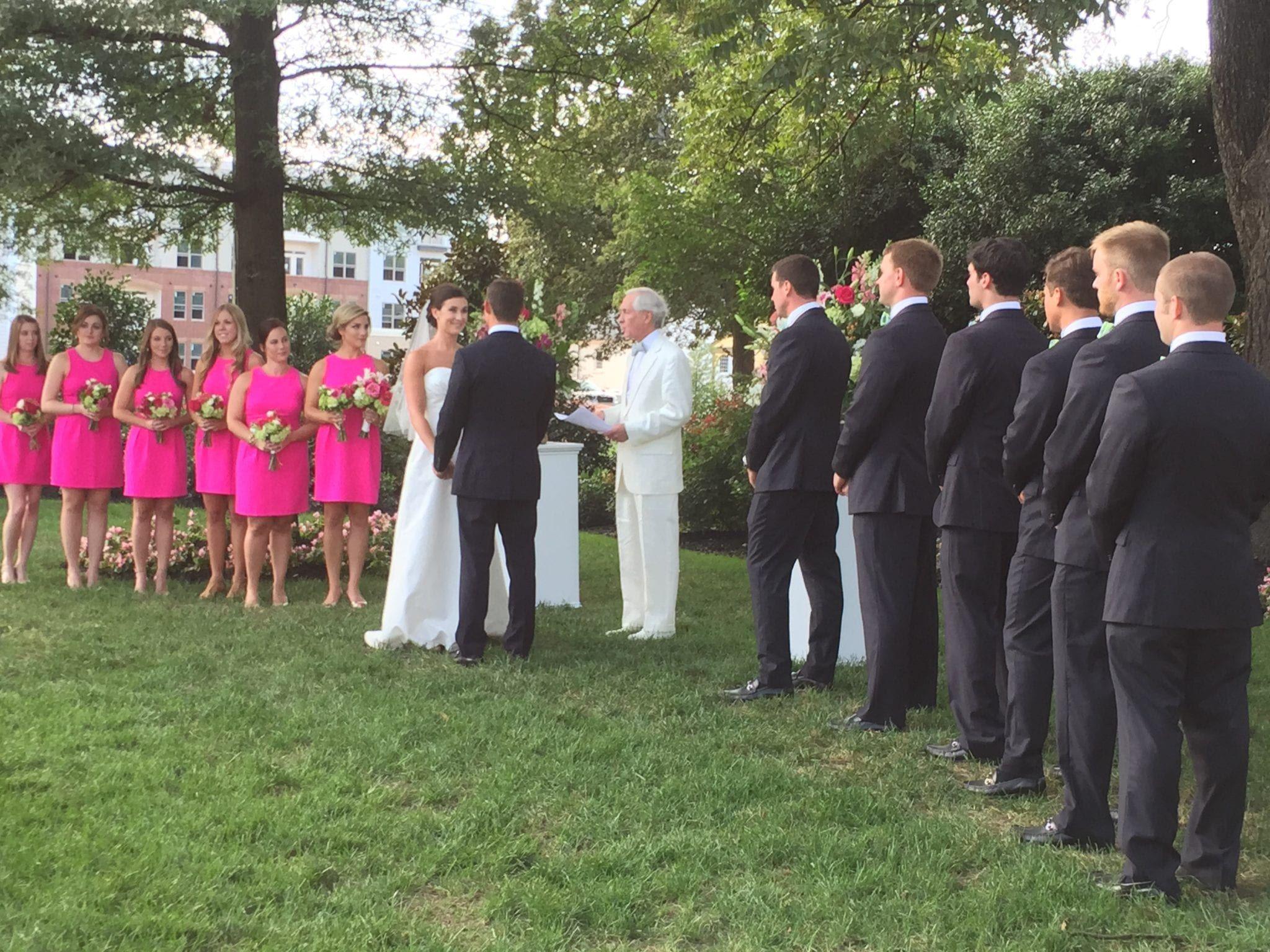 Christie & Robby's Wedding