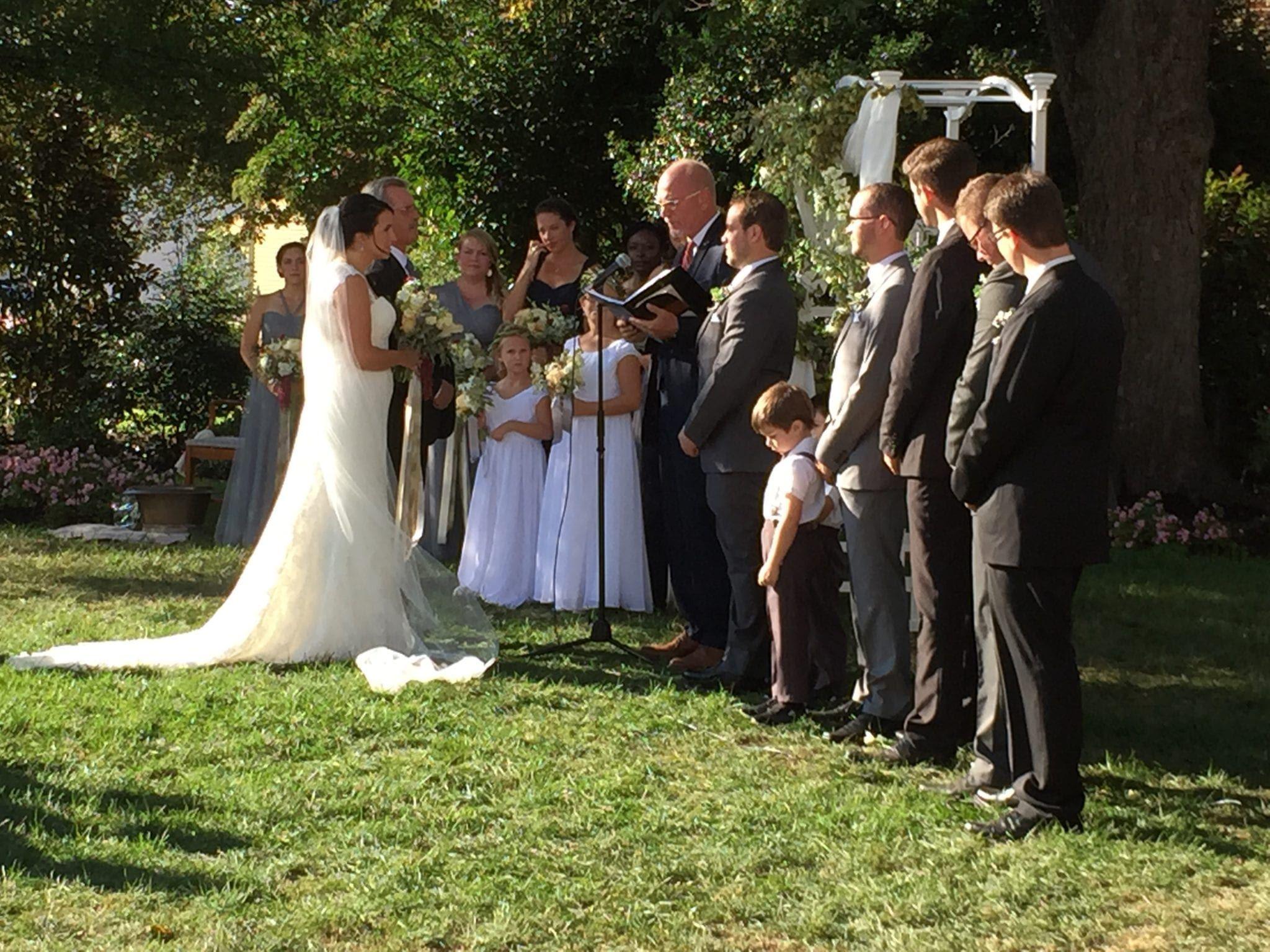 Robin & Jon's Wedding