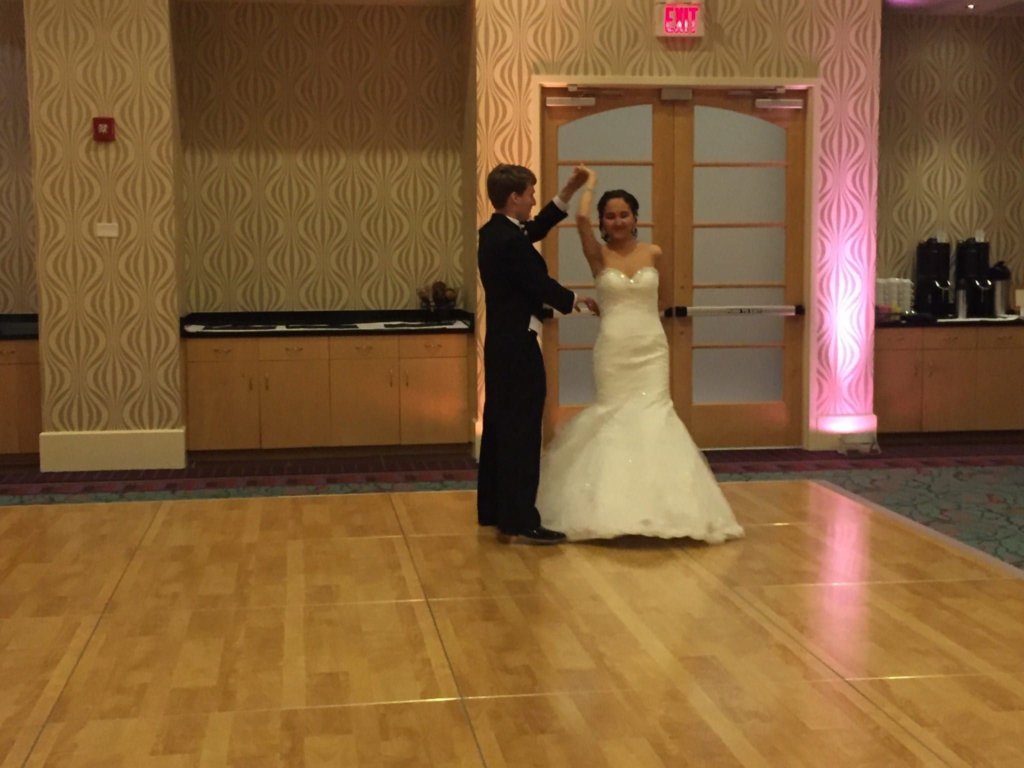 Lina & Emerson's First Dance