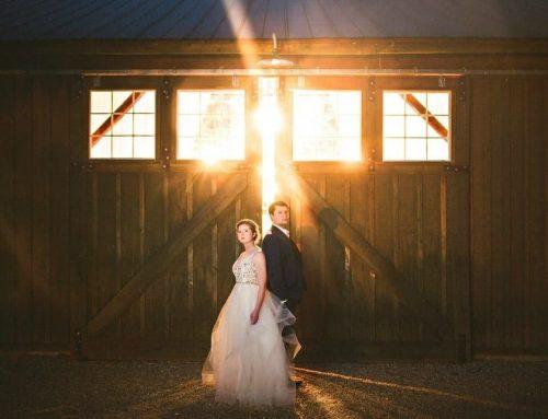 Jenna and Riky's Virginia Farm Wedding