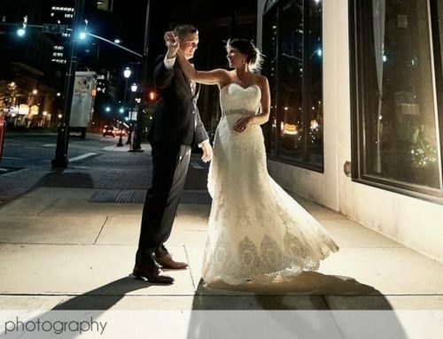 Missy and Justin's Downtown Richmond Wedding