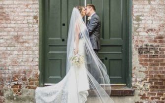 Melrose Knitting Mill wedding venue in downtown Raleigh NC