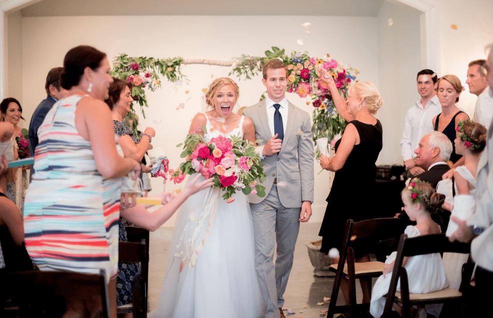Nicole and Rob's Wedding