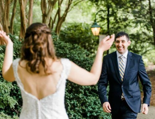 A Lewis Ginter Botanical Garden Wedding