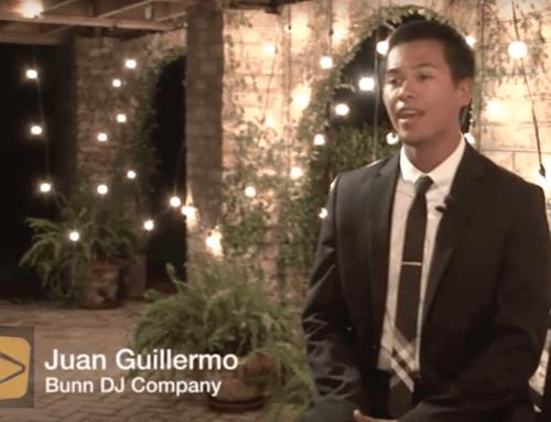 Meet DJ Juan Guillermo