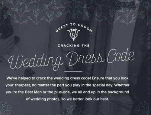 Cracking The Wedding Dress Code