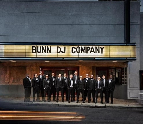 Bunn DJ Company Group Photo