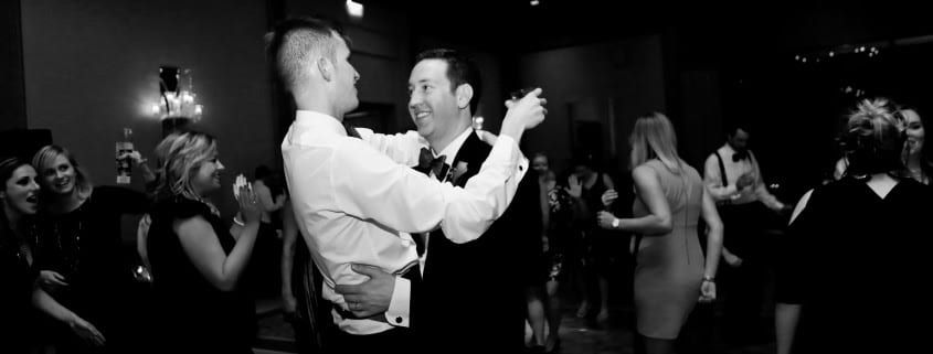 bunn dj company wedding the umstead hotel