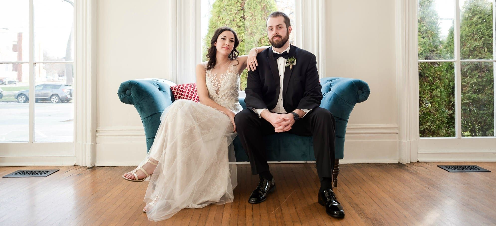 Kathleen and Matt